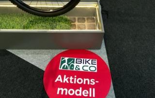 Logoneo Displaymatten - Bike & Co.