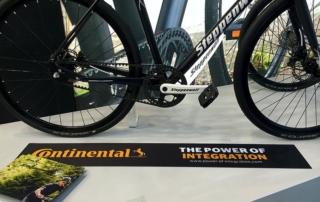 Logoneo Displaymatten - Continental