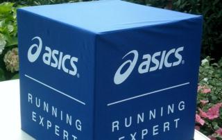 Sitzwürfel Asics - Polyester